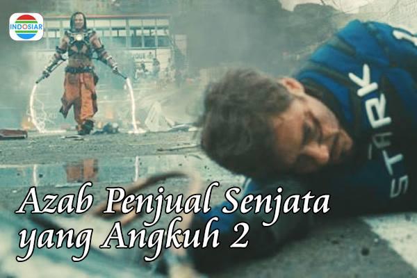 Kwikku, Setelah di azab di film pertama si Tony ternyata masih belum juga bertaubat dan membuat kesalahan yang sama Akhirnya si Ironman di azab lagi deh