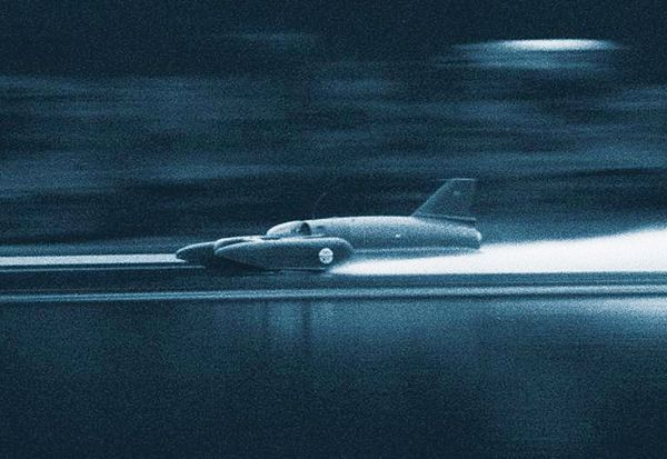 Kwikku, Water Speed Record