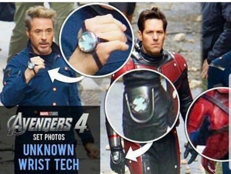 Kwikku, AntMan akan mengecil hingga seukuran sub atom terkecil dan melakukan time travelling untuk menyelamatkan para superhero