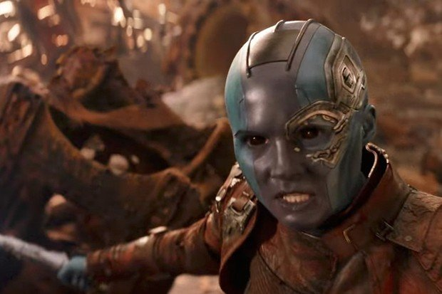 Kwikku, Nebula akan merebut Infinity Gauntlet dan mengembalikan separuh jiwa manusia yang mati di saat invasi Thanos