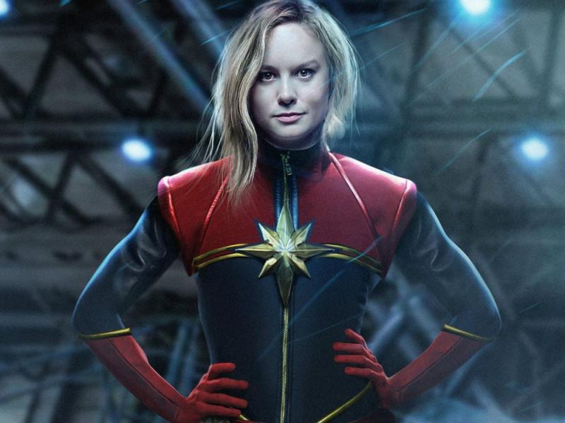 Kwikku, Captain Marvel adalah seorang sosok superhero yang akan menyelamatkan dunia dari Thanos
