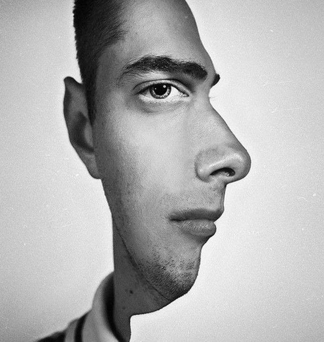 Kwikku, Banyak orang yang berkata bahwa kebanyakan manusia itu bermuka dua Mungkin potret ini telah merepresentasikan hal itu