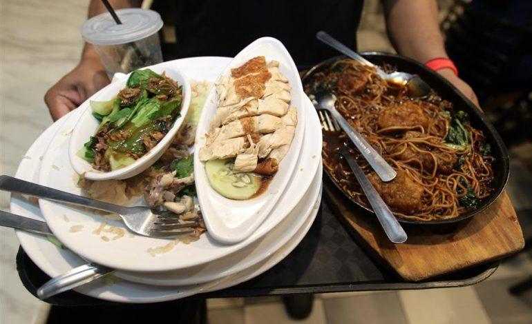Kwikku, Indonesia penghasil sampah makanan terbanyak ke di dunia