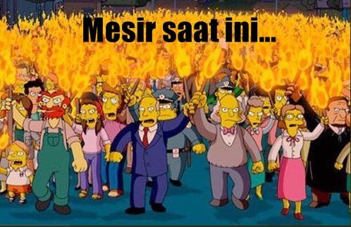 Kwikku, Inilah yang terjadi dengan Mesir di saatsaat setelah pertandingan usai