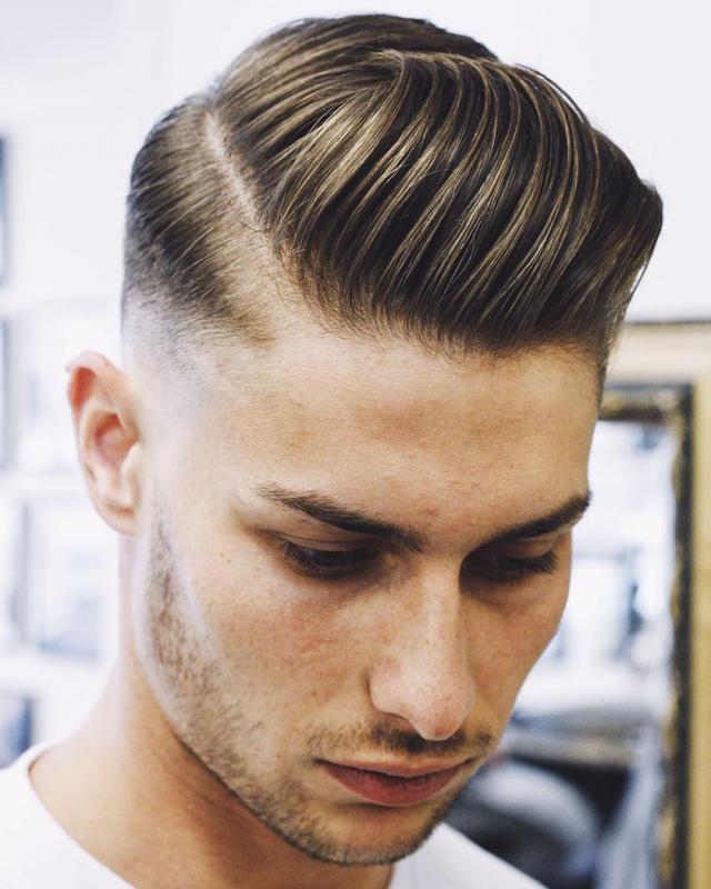 Kwikku, Kalian juga bisa coba potongan rambut modern kekinian yang anti mainstream guys