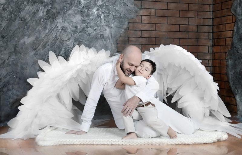 Kwikku, Cowok takut tak bisa jadi ayah yang baik