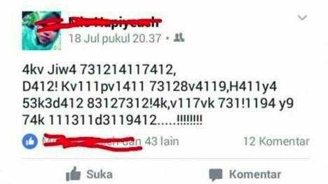 Kwikku, Status Galau