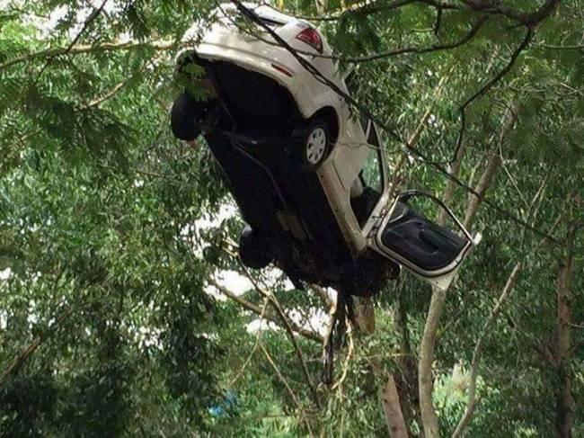 Kwikku, Mobil bisa terbang Emang iya Mimin pikir hanya ada di filmfilm yang begituan haha