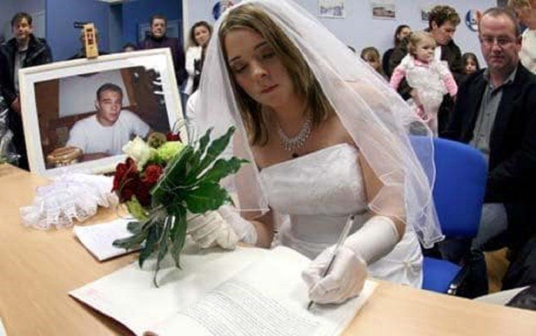 Kwikku, Menikahi Kekasih yang Sudah Meninggal
