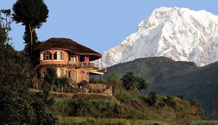 Kwikku, Sebuah Rumah Di Nepal