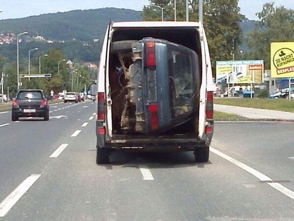 Kwikku, Adaada aja nih gimana cara masukin dan keluarinnya yah nih mobil
