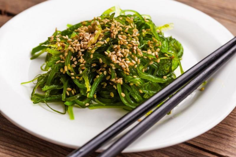 Kwikku, Seaweed