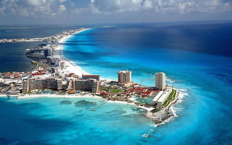 Kwikku, Cancun Meksiko