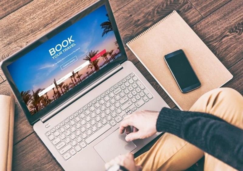 Kwikku, Lakukan booking hotel secara online