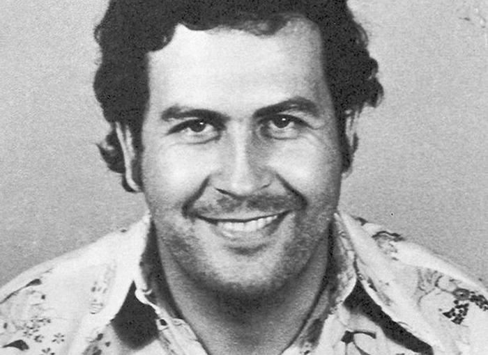 Kwikku, Pablo Escobar