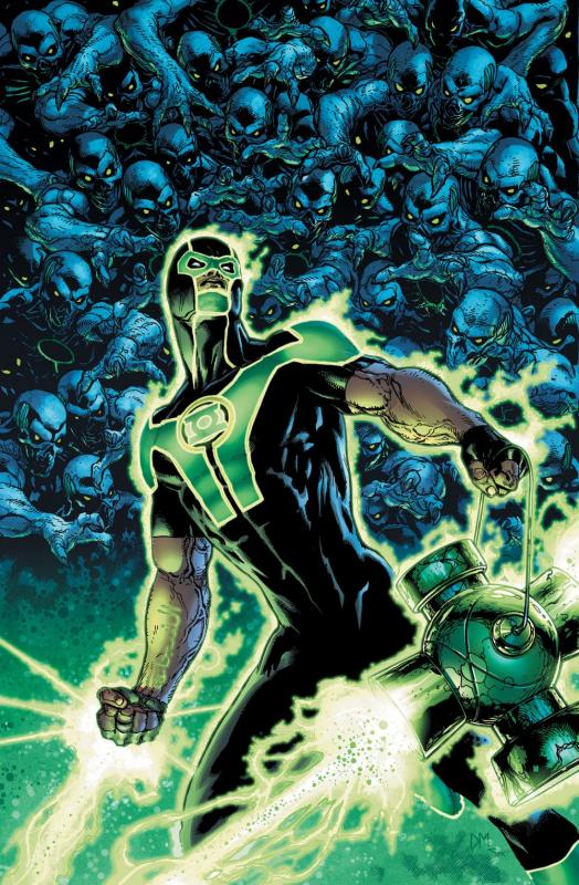 Kwikku, Simon Baz alias Green Lantern