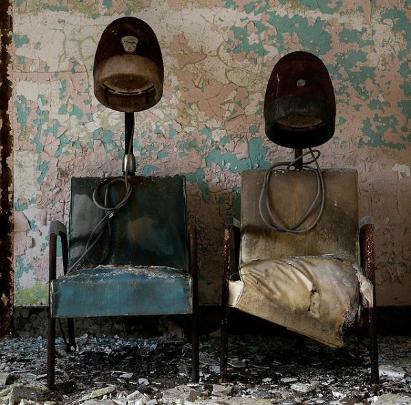 Kwikku, Rumah Sakit Jiwa Parma di Italia