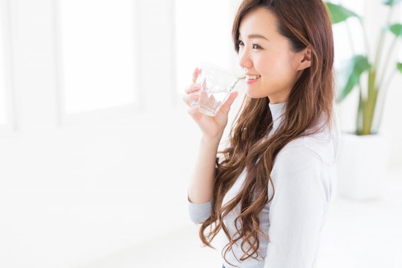 Kwikku, Minum Air Putih yang Cukup