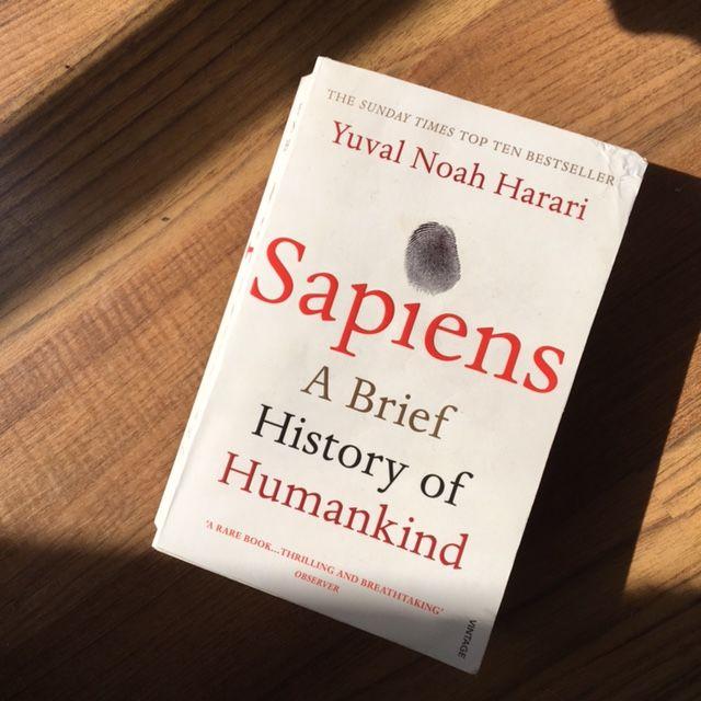 Kwikku, Sapiens  Yuval Noah Harari