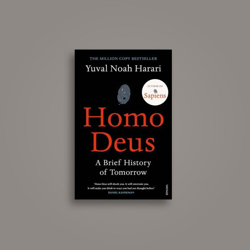 Kwikku, Homo Deus  Yuval Noah Harari