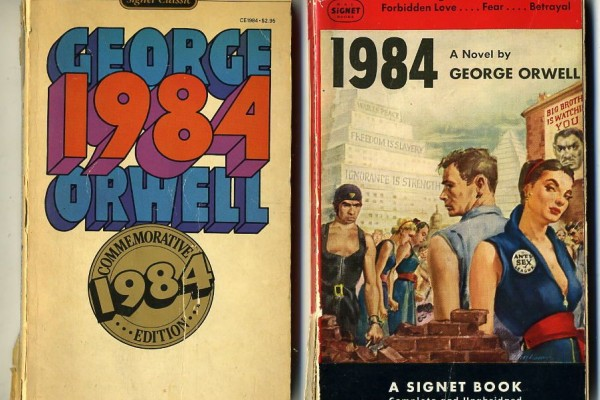 Kwikku,   George Orwell