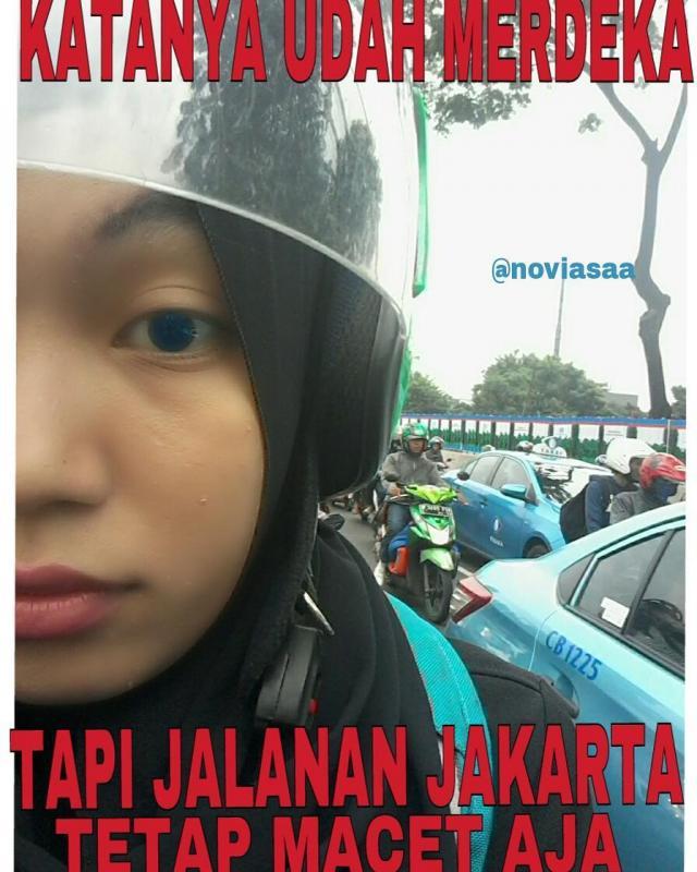 Kwikku, Sindiran keras nih buat Gubernur DKI Jakarta