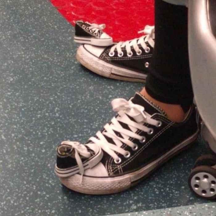 Kwikku, Ini nih baru yang namanya sepatu punya anak Unik dan imut juga yah jadi pengen punya sepasang