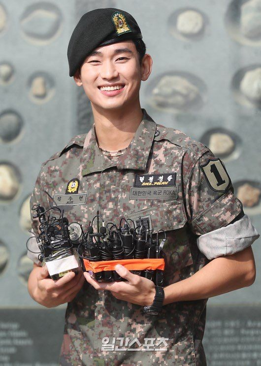 Kwikku, Kim Soo Hyun