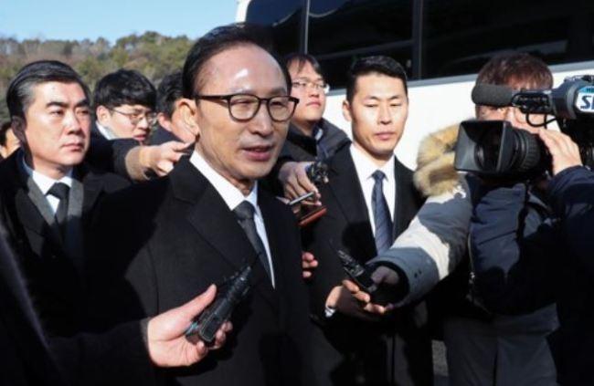 Kwikku, Lee Myung Bak