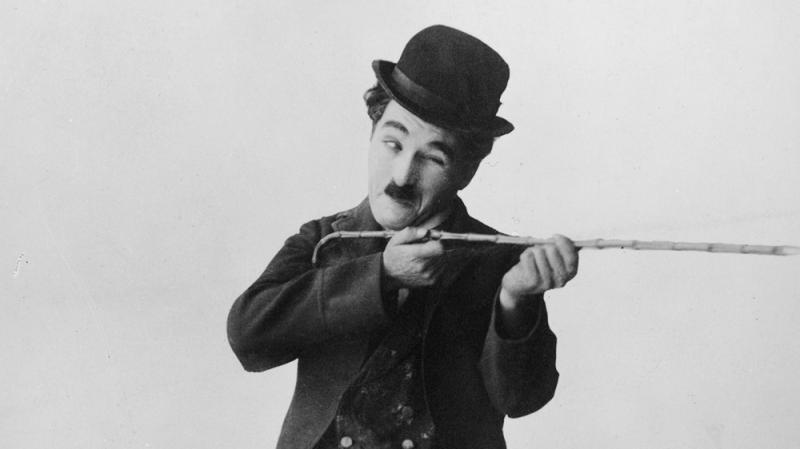 Kwikku, Charlie Chaplin