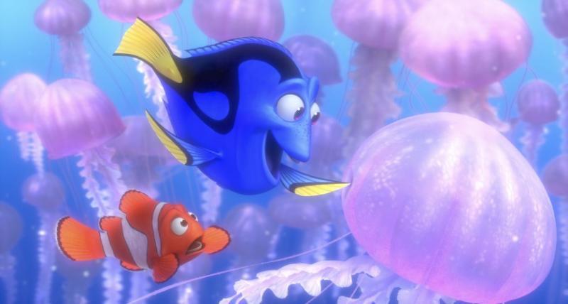 Kwikku, Finding Nemo