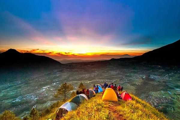 Kwikku, Gunung Andong