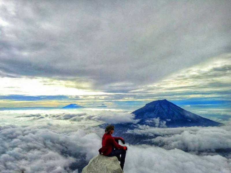 Kwikku, Gunung Sindoro