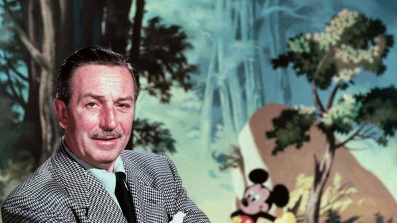 Kwikku, Walt Disney