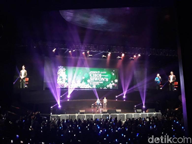 Kwikku, Pertama kali diadakan di Indonesia