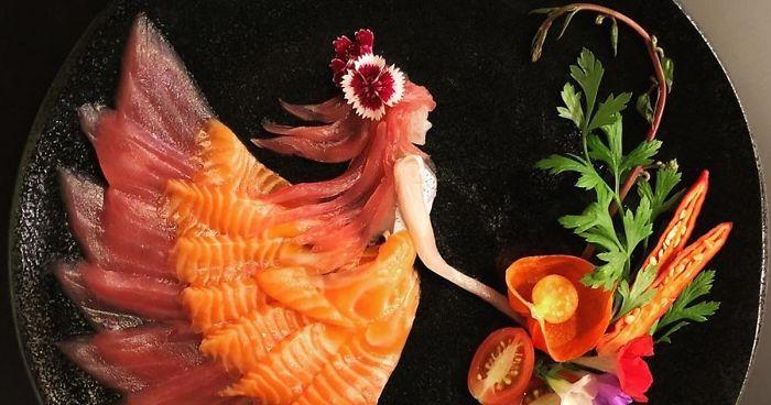Kwikku, Sashimi