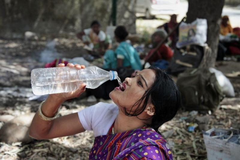 Kwikku, India suhu capai  derajat  Celsius