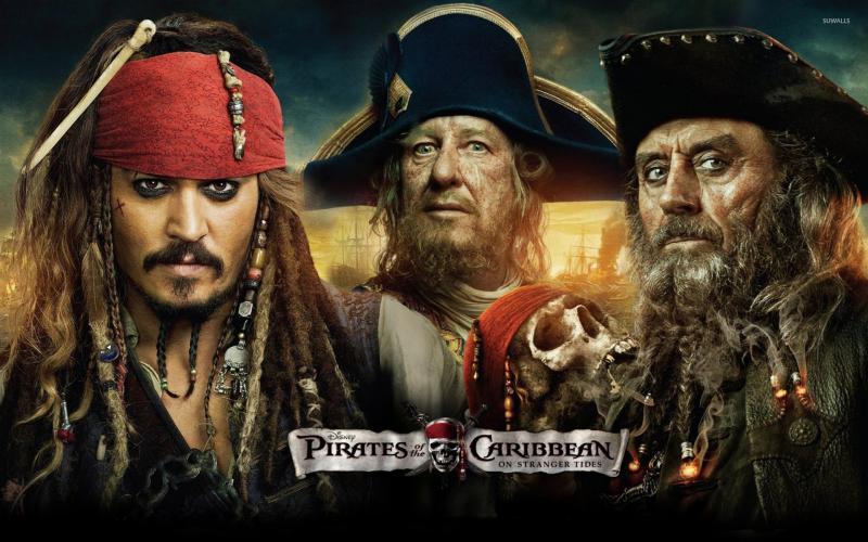 Kwikku, The Pirates Of Caribbean