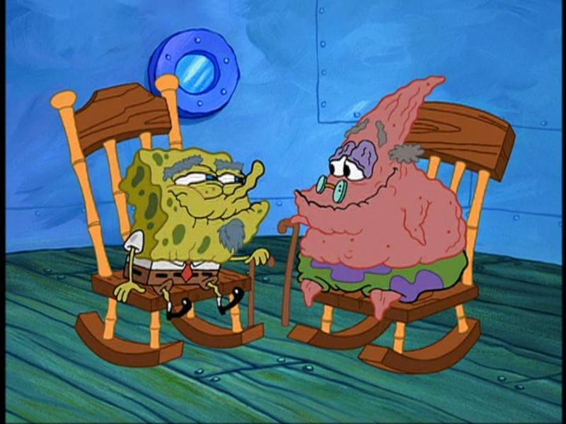 Kwikku, Sponge Bob