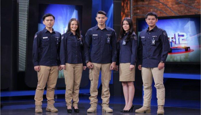 Kwikku, Seragam Broadcaster