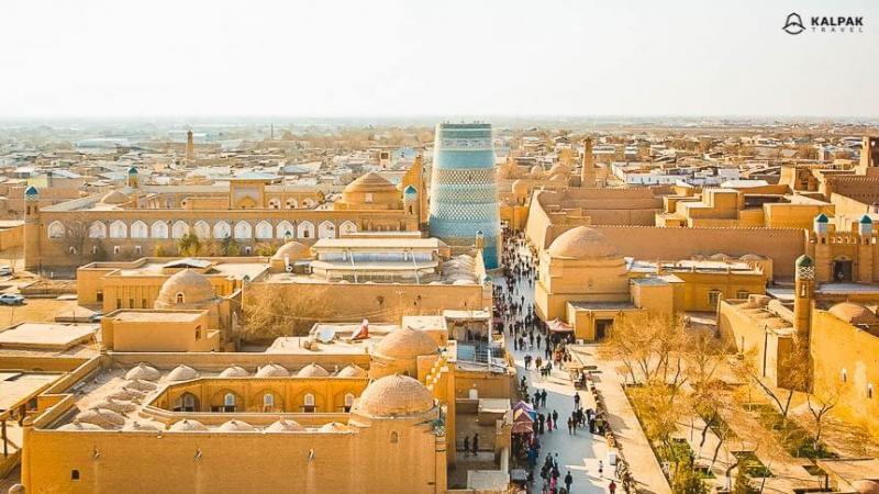 Kwikku, Khiva
