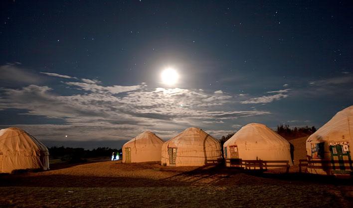 Kwikku, Yurt Camp