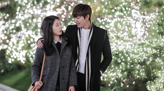 Kwikku, Lee Min Ho dan Park Shin Hye