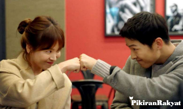 Kwikku, Song Jong Ki dan Song Hye Kyo