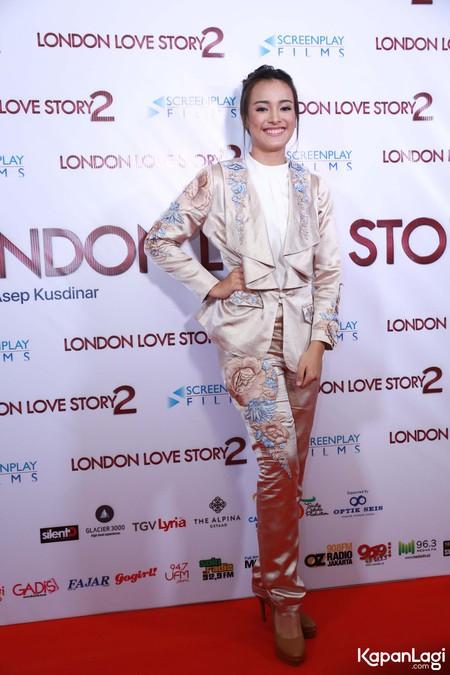 Kwikku, LONDON LOVE STORY