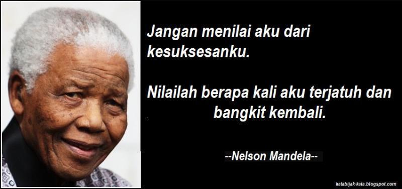 Kwikku, NELSON MANDELA