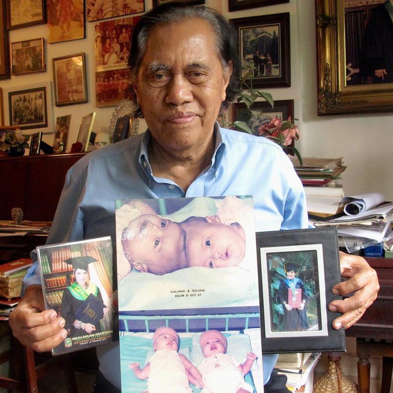 Kwikku, Prof dr RM Padmosantjojo