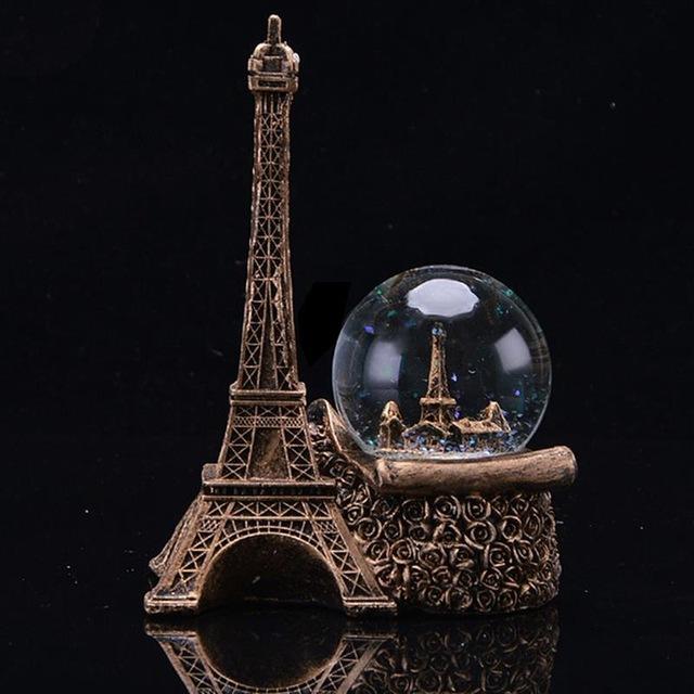 Kwikku, Miniatur Eiffel Paris