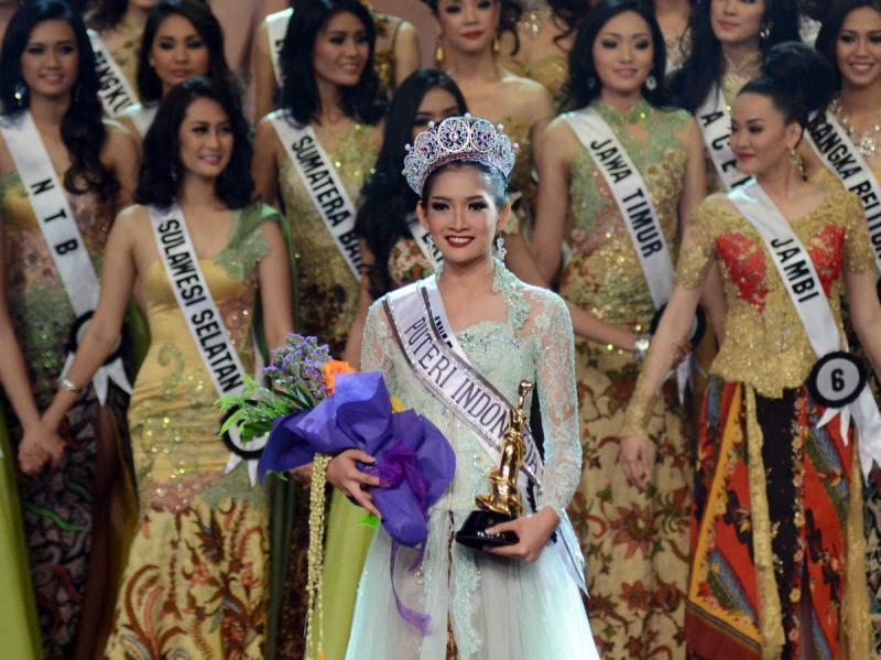 Kwikku, Duta kecantikan Indonesia