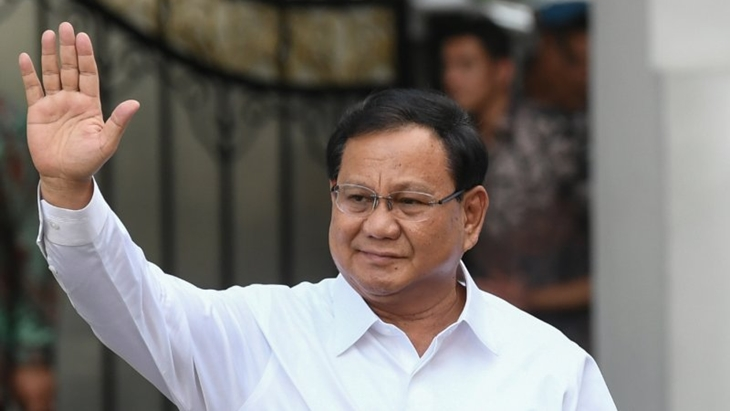Kwikku, Prabowo Subianto